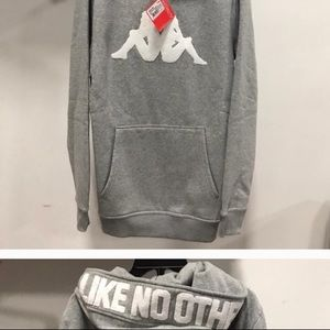 NWT KAPPA LIKE NO OTHER AUTHENTIC BZALENT  Hoodie
